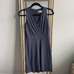 NWOT Loft gray dress